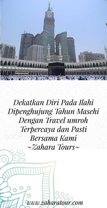 Info Umrah Akhir Tahun 2019 Jakarta