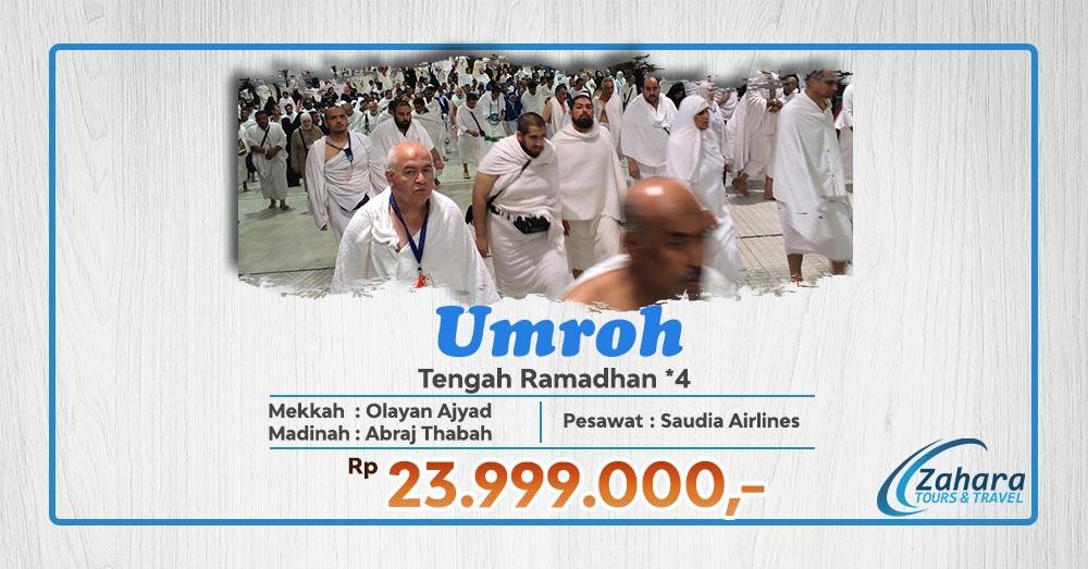 Umrah Mei Jakarta