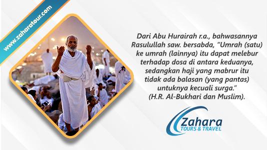 Haji Plus Furoda Zahara Tour 2020